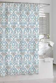 Aqua Blue Shower Curtains Cheap Grey Blue Shower Curtain Find Grey Blue Shower Curtain