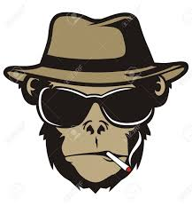 Cool Stock by Monkey Cool Royalty Free Cliparts Vectors And Stock Illustration