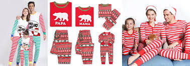 matching family pajamas as low as 11 99 per simple