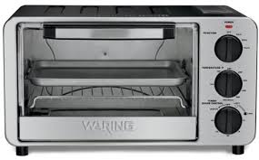 Waring Pro 4 Slice Toaster Oven Amazon Deal Waring Professional Toaster Oven