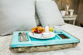 diy tray how to home family diy breakfast in bed beanbag tray