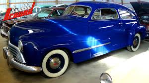 oldsmobile 1947 oldsmobile fastback youtube