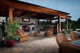 Home Backyard Ideas Backyard Designs With Pool And Outdoor Kitchen Home Planning