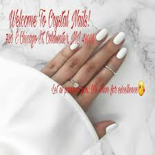 crystal nails in coldwater michigan home facebook