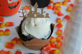 Halloween Cupcakes Ghost Halloween Cupcake Ideas Pinkwhen