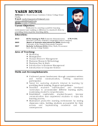 resume format for job interview pdf student cool idea how to write up resume exle for it job make your