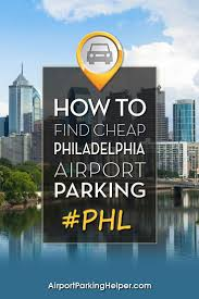 Phl Airport Map Philadelphia Airport Parking Your Guide To Best Long Term Phl