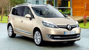 renault scenic 2005 7 seater renault grand scenic u00272013 youtube
