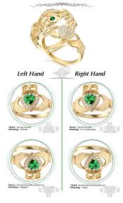 celtic rings meaning how to wear claddagh ring and what it means