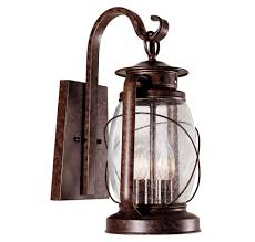 Outdoor Sconces Light Wall Mount Rustic Outdoor Wall Lights And Sconces By