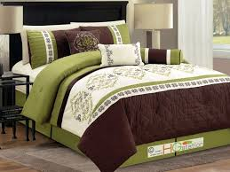 home design comforter awesome green comforter sets king size home design ideas