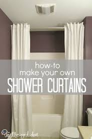 how to make curtains the blue eyed dove how to make your own shower curtains the blue
