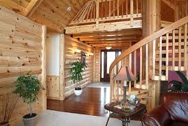 log home interior walls find out special half log siding home ideas collection