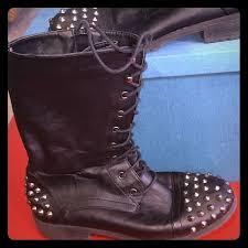 moto boots sale shoe sale black combat boots with studs black combat boots