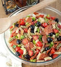 classic italian pasta salad recipe italian pasta salads
