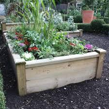 wood raised garden beds perth boisholz