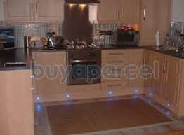 Kitchen Kickboard Lights Micromark Twilight 66 70mm Blue Led Decking Plinth Kitchen