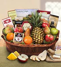 fruit and cheese gift baskets corporate gift baskets food business gifts 1800baskets