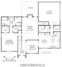 houseplans biz house plan 2675 b the longcreek b