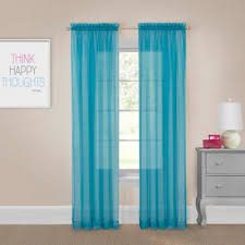 Curtains With Turquoise Buy Turquoise Panel Curtains From Bed Bath Beyond
