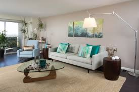 teal throw pillows living room contemporary with beige livingroom