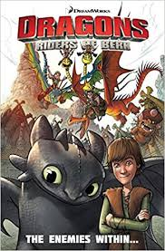 amazon dragons riders berk collection volume 2