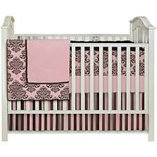 Pink And Brown Damask Crib Bedding Who Doesn T Colorful Hearts We Do 100 Cotton Jersey Knit