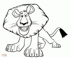 lions coloring pages 42 printable of lion coloring pages 1910