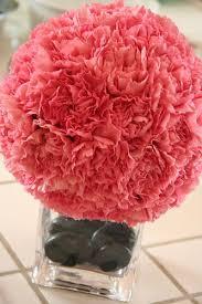 Carnation Flower Ball Centerpiece by 37 Best Carnation Flower Arrangements U0026 Bouquets Images On