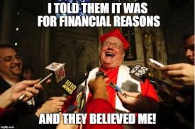 Dolan Meme Maker - image tagged in cardinal dolan catholic imgflip
