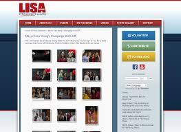s website political websites by caign partner caign websites for