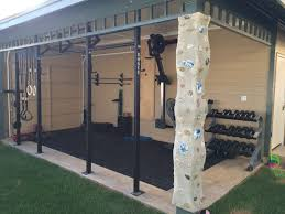 rogue equipped garage gyms photo gallery submit your facility