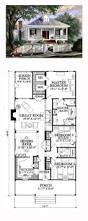 colonial house plan 57065 total living area 1643 sq ft 3