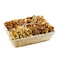 Healthy Gift Baskets Gifts And Flowers Delivery Lebanon Healthy Raw Walnuts Almonds