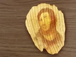 Potato Jesus Meme - potato jesus miracle potato chip 4mlxtf6ae by ryankittleson