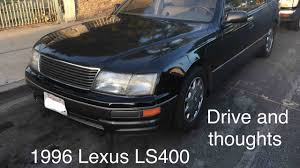 lexus ls jp my 800 dollar 96 lexus ls 400 drive and thoughts youtube