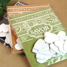 seed wedding favors vintage garden herb confetti favor plantable seed wedding favors