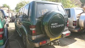 isuzu trooper station wagon 3 0 td citation 5d 7 seat for sale
