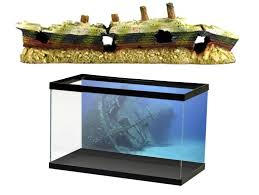 80 awesomely creative fish tank decorations