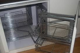 beauty under shelf basket kitchen cabinet organization