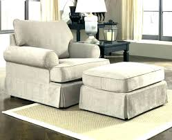 slipcovers for oversized chairs lovely chair and ottoman slipcover slipcover for oversized chair