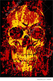 devil spirit halloween dark spirit illustration