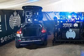 nissan box new nissan juke box is louder than a jumbo jet with 150 decibel