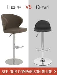 buy italian adjustable bar stools luxury adjustable bar stools