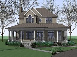 farmhouse with wrap around porch plans ranch farmhouse plans with wrap around porch luxihome