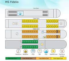 ms fidelio cruise ship offers deck plan images reviews