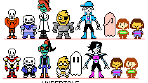 undertale swap