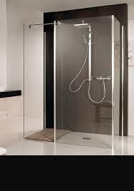 Uk Shower Doors Barcelona Walk In Shower In 8mm Glass Frameless Shower Enclosures