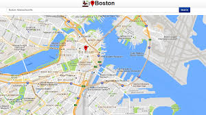 Boston College Map Boston Map Android Apps On Google Play