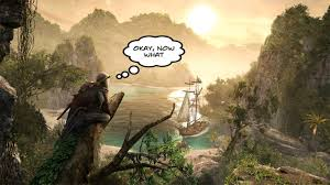 Assassins Creed 4 Memes - two things you might not know how to do in assassin s creed iv